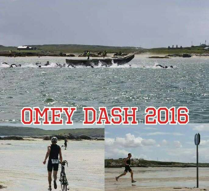 sign up for the omey dash 2016  at www.omeydash.ie